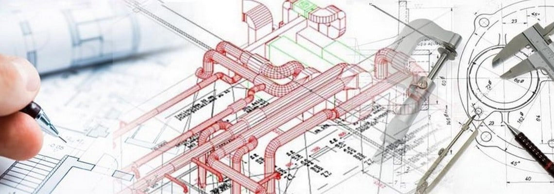 Проектирование инженерных систем - Услуги