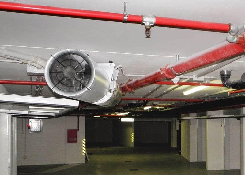 Монтаж систем вентиляции - Климатека Пермь