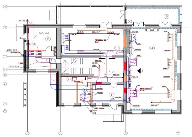 Проектирование систем вентиляции - Климатека Пермь